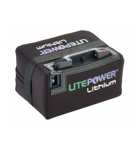 LitePower Extended Lithium Battery & Charger