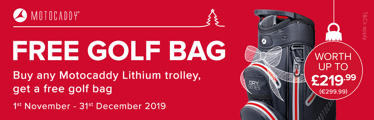 Christmas 2019 FREE Cart Bag Promotion