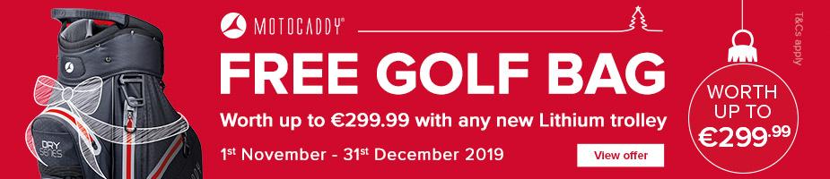 Christmas FREE Bag Promotion 2019